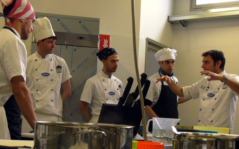 Bologna Lifestyle   La scuola di cucina per i cuochi artigiani di domani